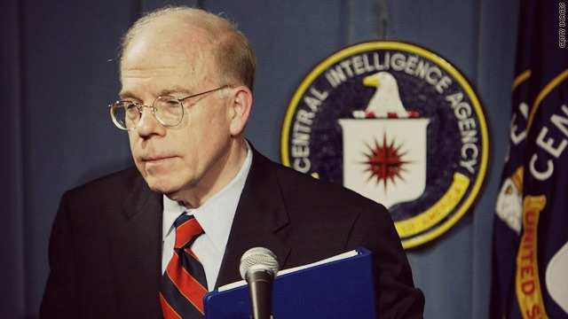 Former CIA Director John McLaughlin.