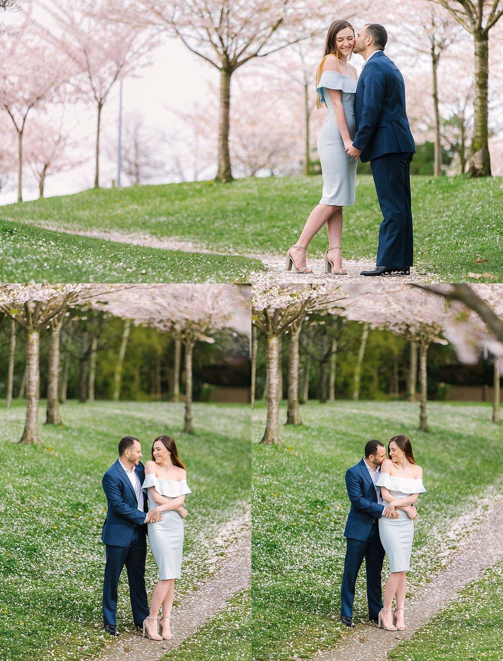 vancouver cherry blossom photos