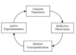 Figure 2                Kolb's Experiential Learning Cycle