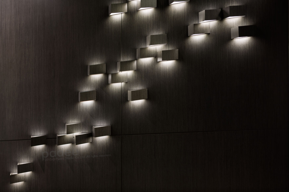 Lighting Design for U house : Into The Party by Padee Studio