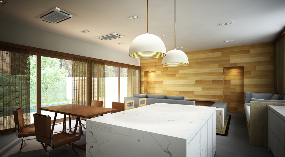 Pantry & Dining Area