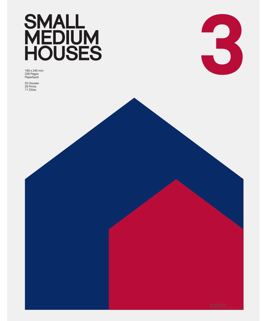 SMALL MEDIUM HOUSES 3 : December2015 : R44 House
