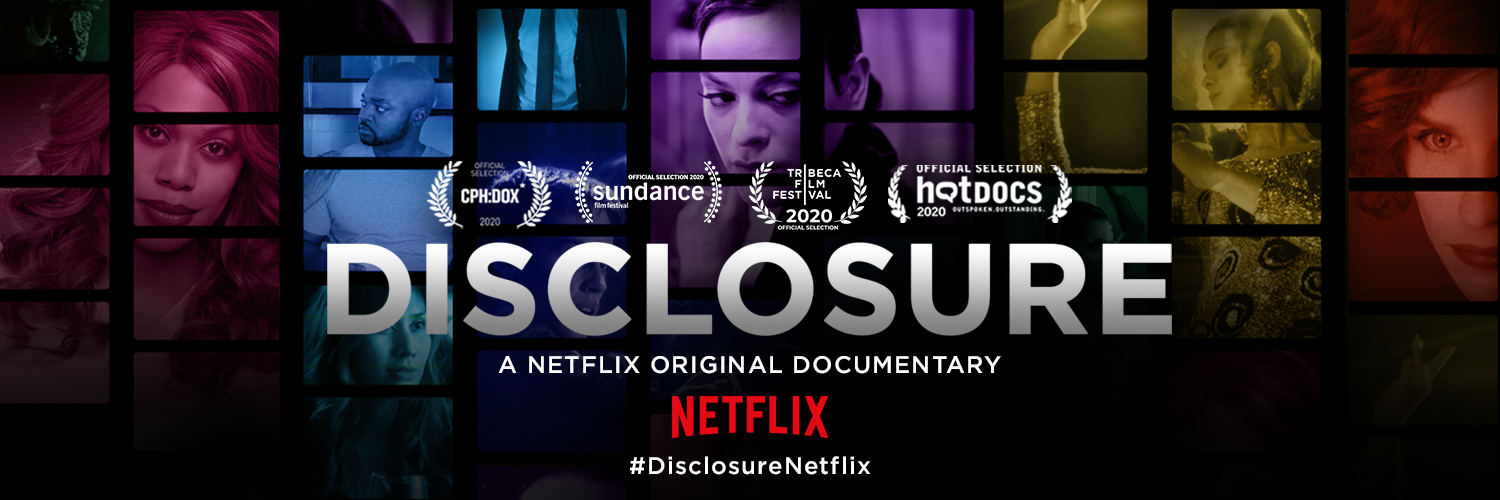 DISCLOSURE: Documentary by Sam Feder and Amy Scholder