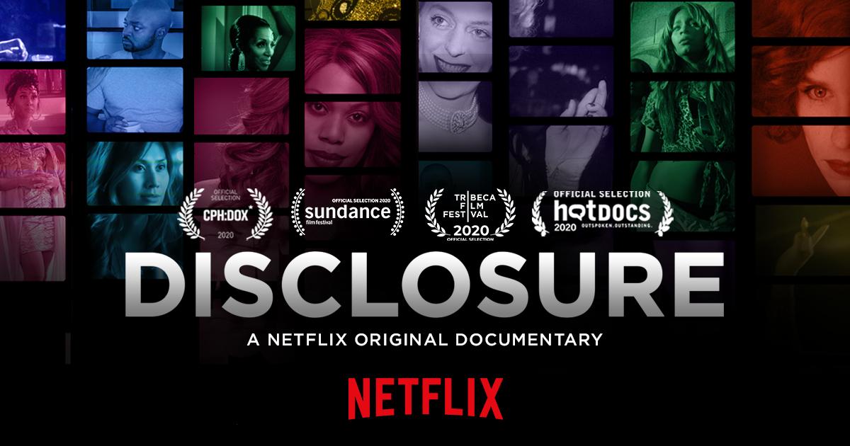 DISCLOSURE | Netflix Original Documentary | June 19 Release