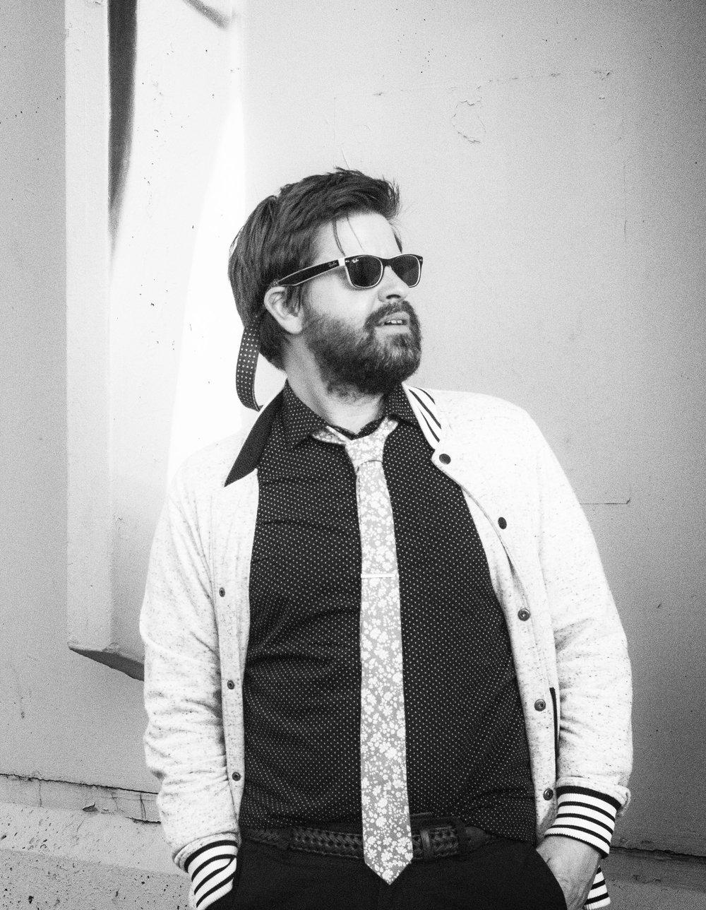Scott Slay, Denver Bluegrass Musician - Photo Credit: BS