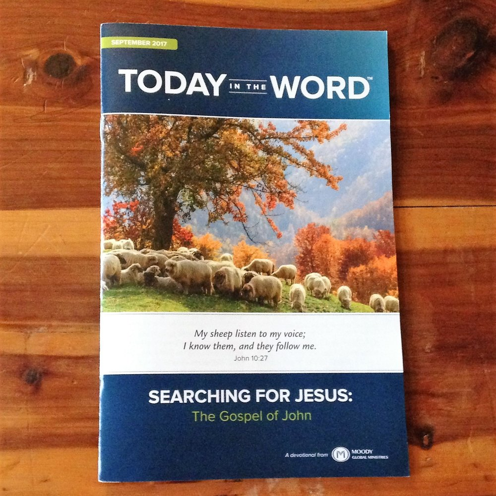 Food for Thought Item   Searching for Jesus: The Gospel of John from Moody Global Ministries