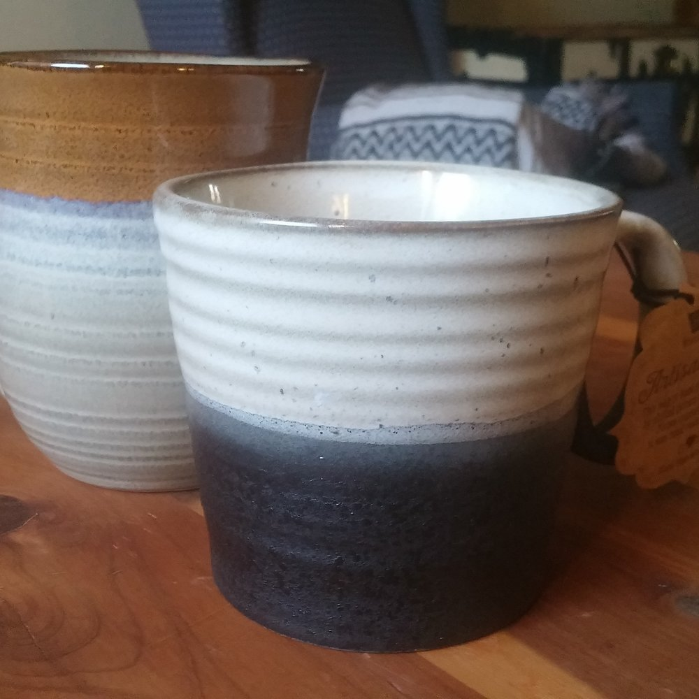 Item to Last   Artisan Mugs by Rocher