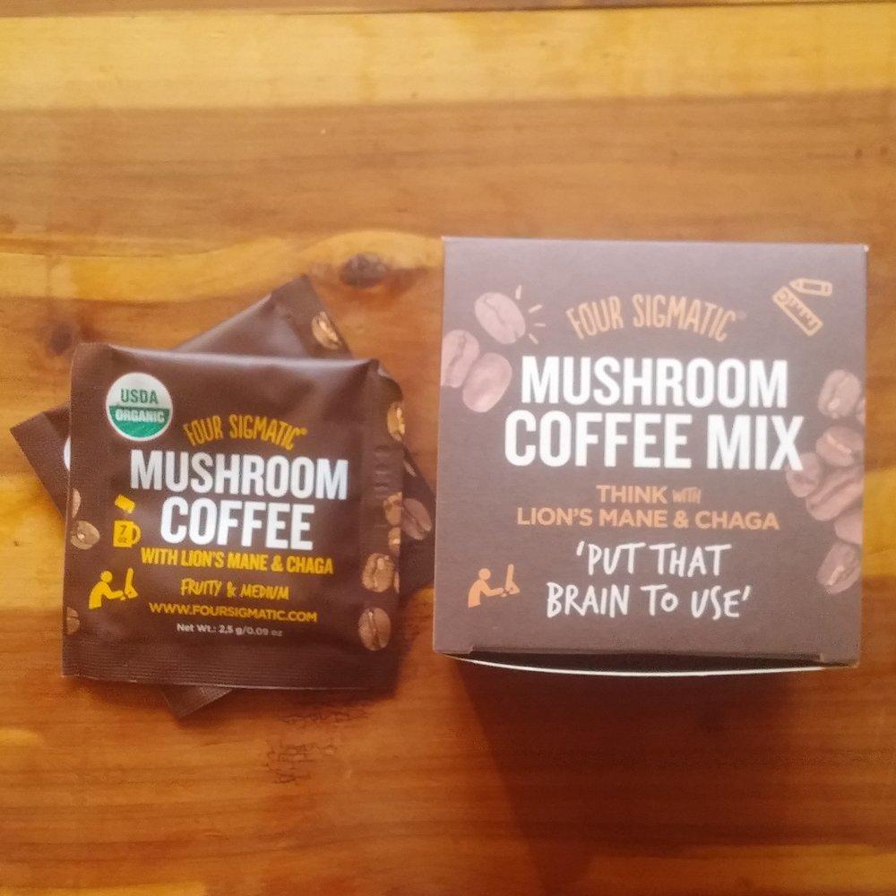 Ezer Pick   Four Sigmatic Mushroom Coffee Mix   (www.foursigmatic.us)
