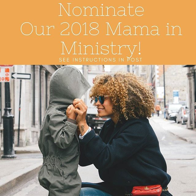 Help us choose our 2018 Ezer Mama in Full-time Ministry.  Every year Ezer Mama chooses a Mama in Ministry to donate a box to every month, so here's what you do:  1. Like the Ezer Mama FB page. 2. Nominate a friend (or yourself!) in a comment by tagging the mama your nominating and gives a little detail on the ministry they are involved with. 3. Watch for the winner!