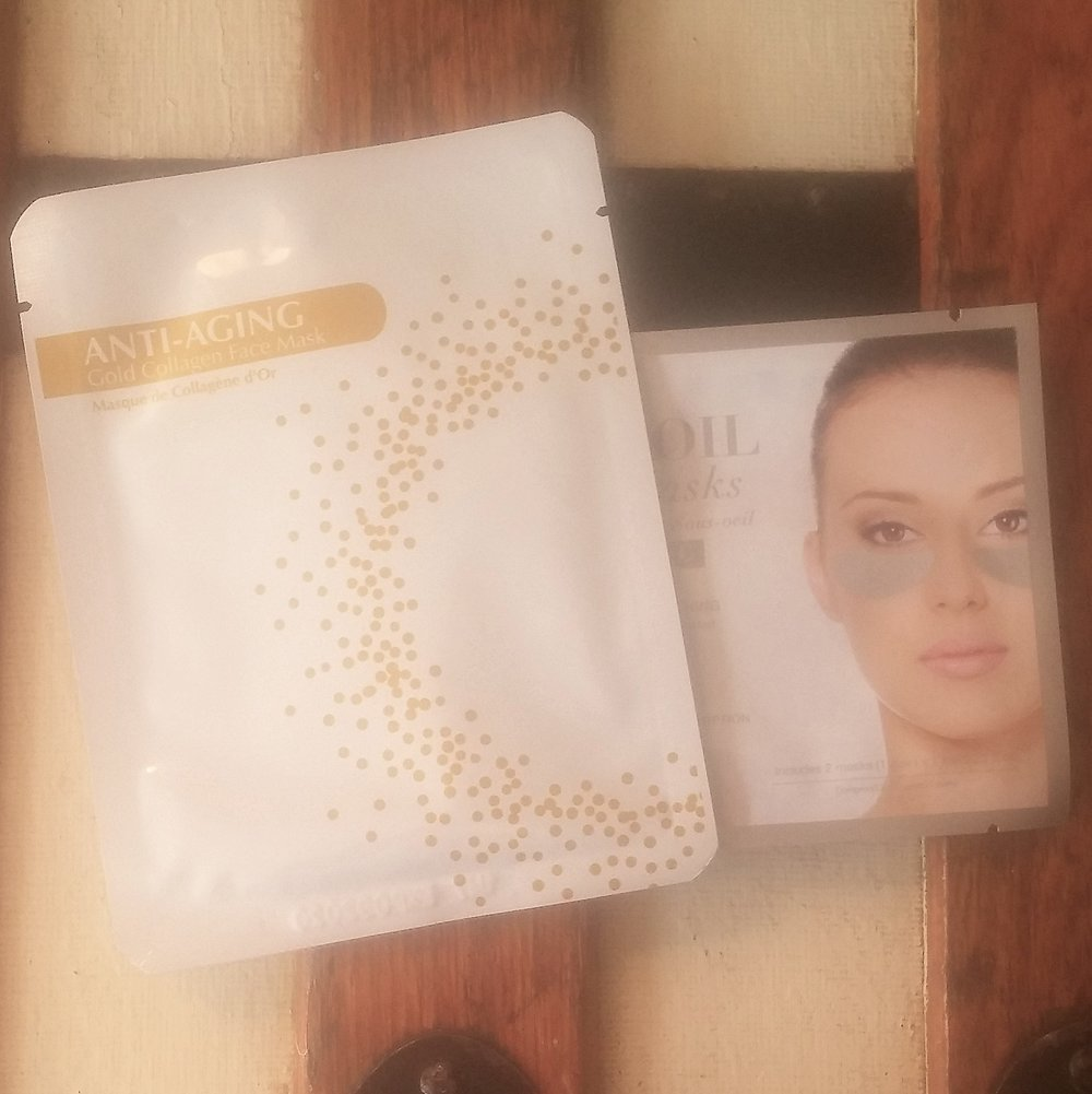Item to Use   Gold & Silver Facials