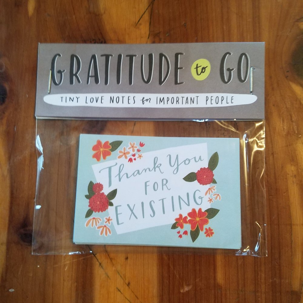 Item to Use   Gratitude to Go from Emily McDowell Studio