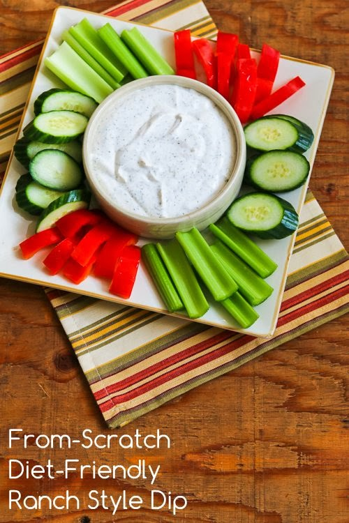 Franch Style Dill Dip
