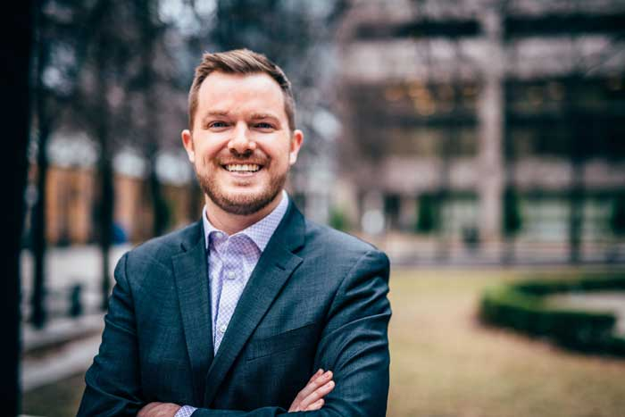 Matthew Chater<br>CEO, Big Brothers & Big Sisters<br>of Canada