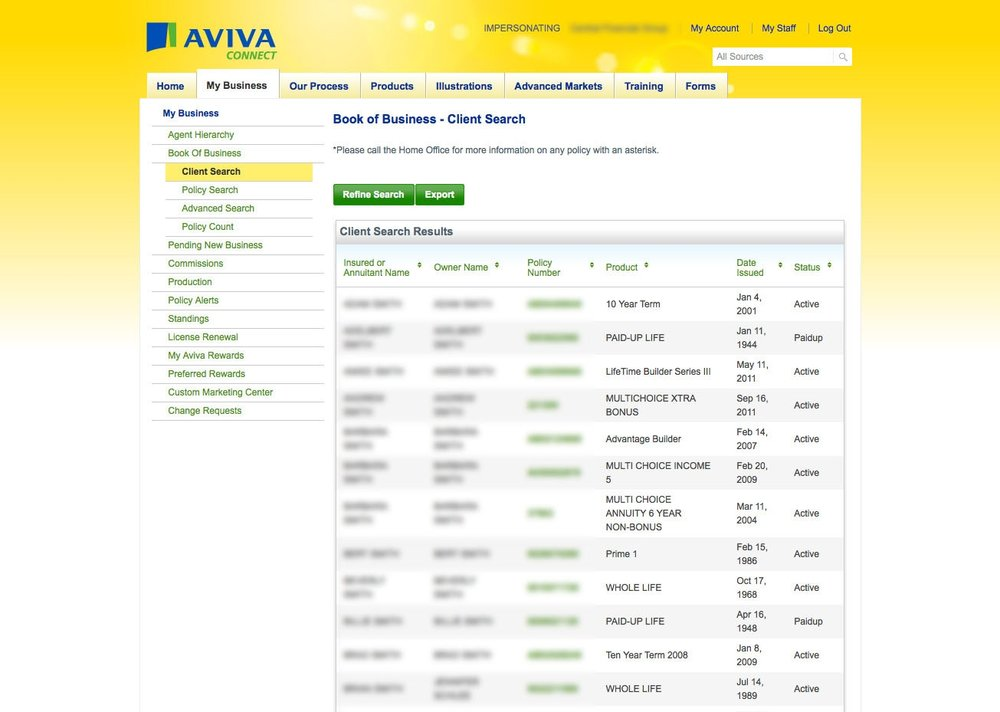 AvivaConnect_Client Search Results 2013-07-11 11-25-34.jpg
