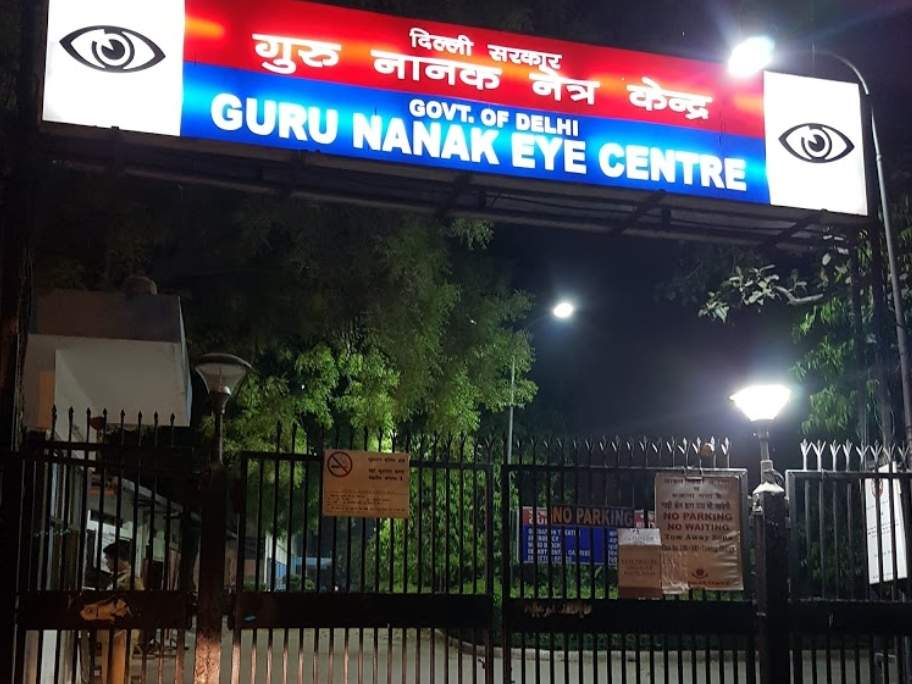 Guru Nanak Eye Center, New Delhi