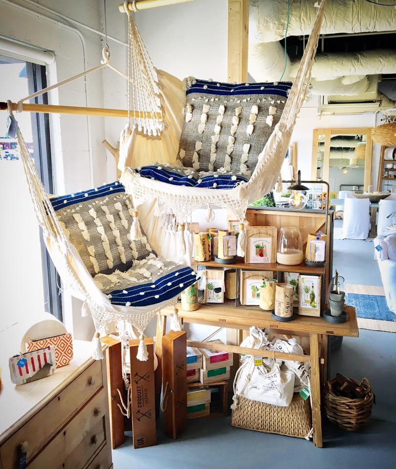 crochet hammock chair crochet hammock chair  u2014 blue moon trading  pany  rh   thebluemoontrading pany
