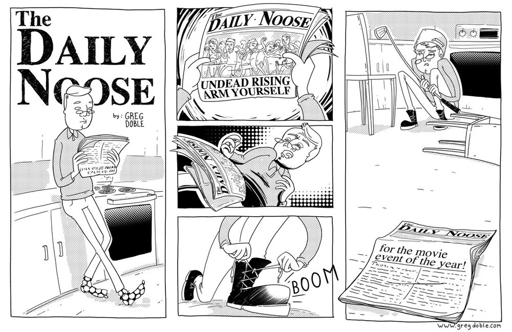 The Daily Noose - Unreal Uprising