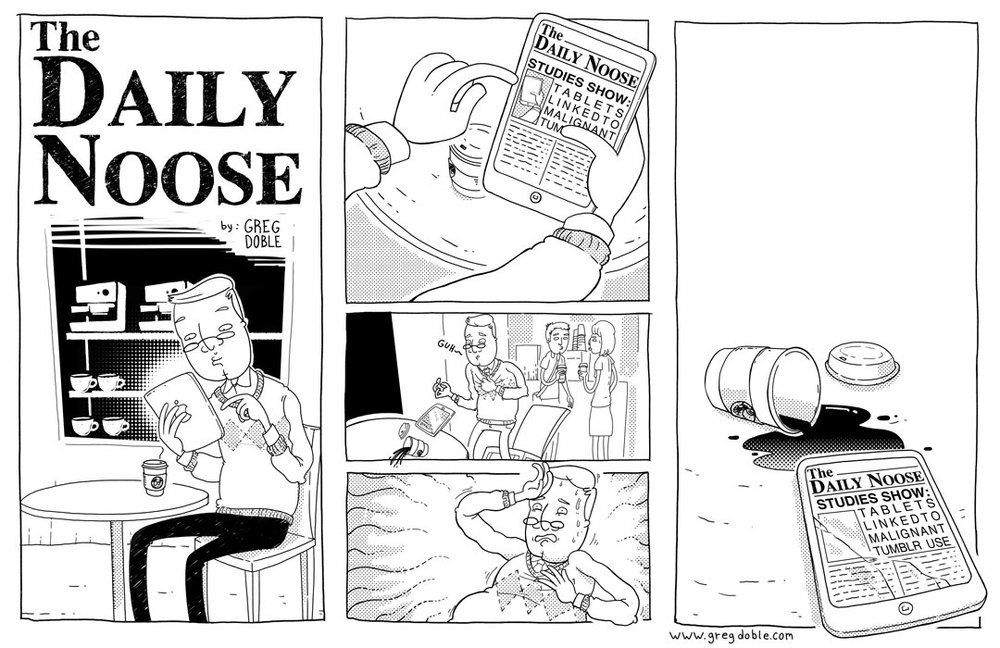 The Daily Noose - Mass Usage