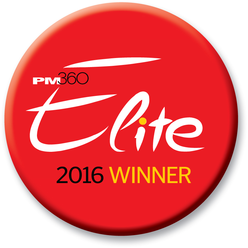 PM360 ELITE Entrepreneur 2016 Award Winner