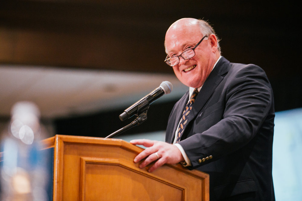 County Supervisor, Robert Lovingood