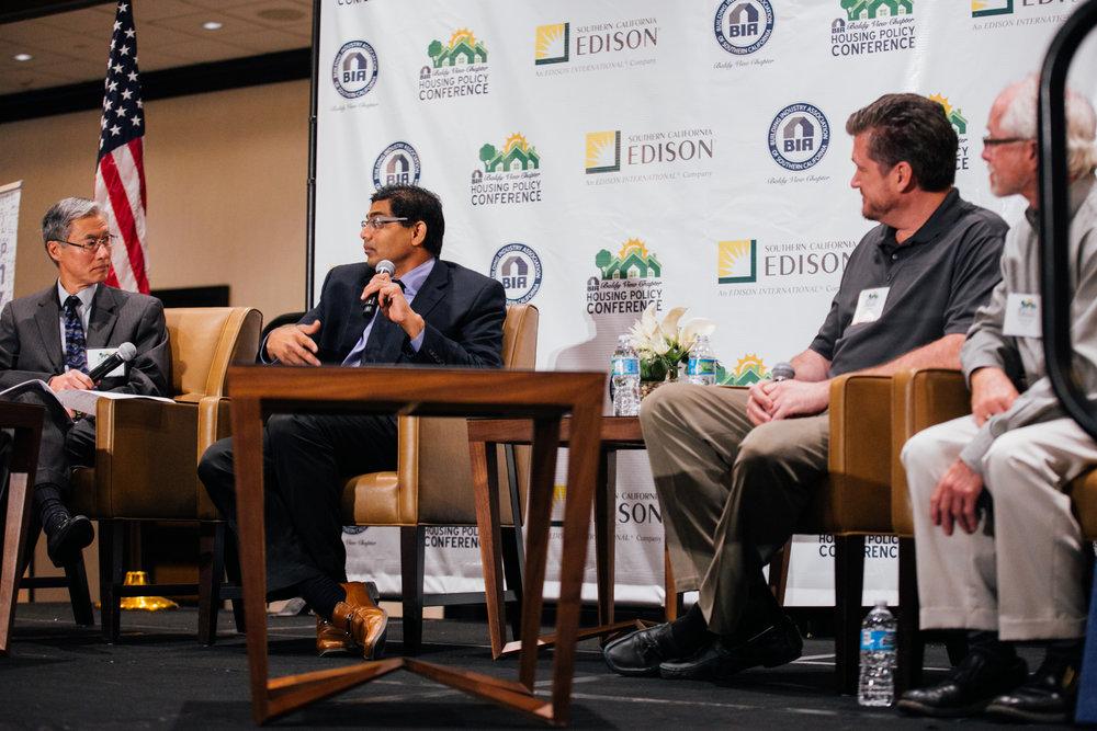 Zero Net Energy and the Future of Home Development Panel