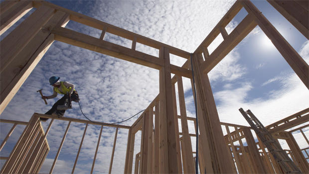 After the Great Recession hit, hundreds of thousands of construction workers and skilled tradesmen and women left the industry - and those positions need to be refilled. -CBS News
