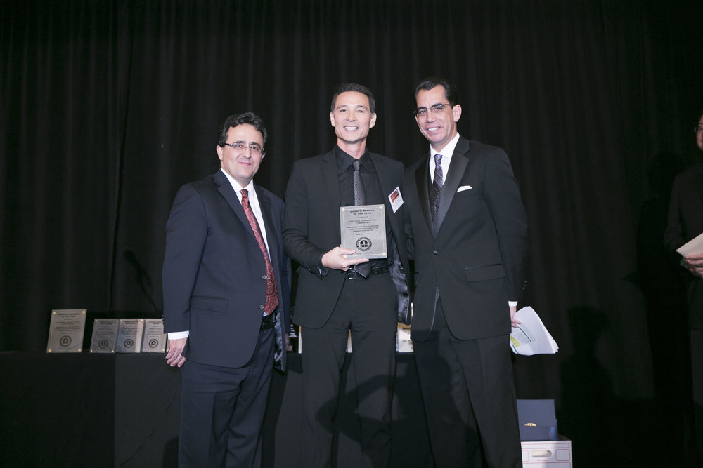 <b>BUILDER MEMBER OF THE YEAR</b><br>Dan Leigh, Corman Leigh