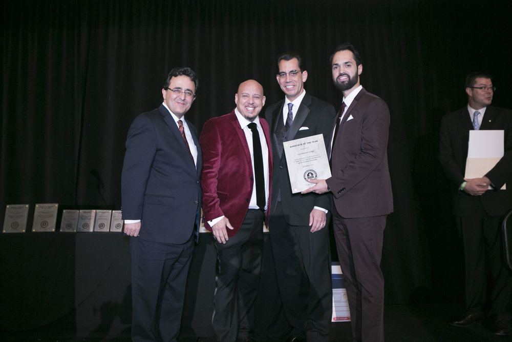 <b>ASSOCIATE OF THE YEAR</b><br>KJG Productions