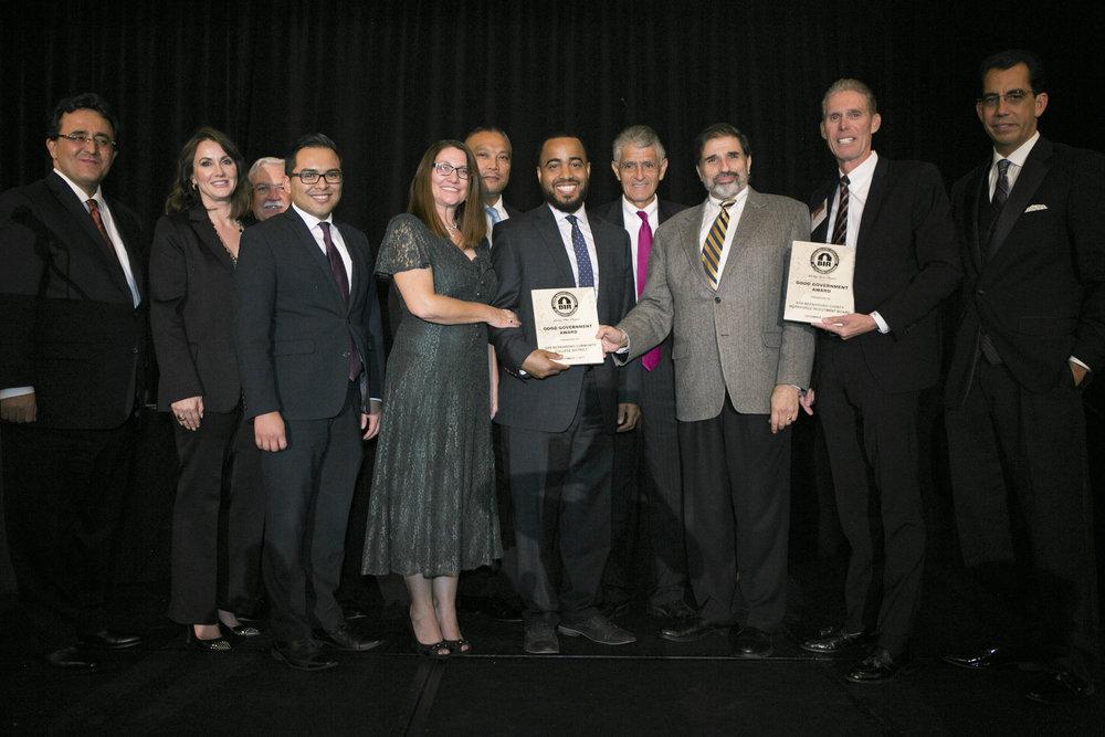 <b>GOOD GOVERNMENT AWARD</b><br>San Bernardino County Workforce Investment Board & San Bernardino Couny Community College District