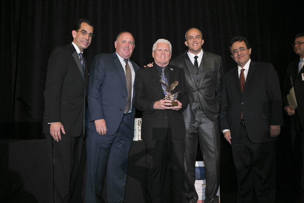 <b>LIFETIME ACHIEVEMENT AWARD</b><br>Ray Osborne, HomeAid Inland Empire Executive Director