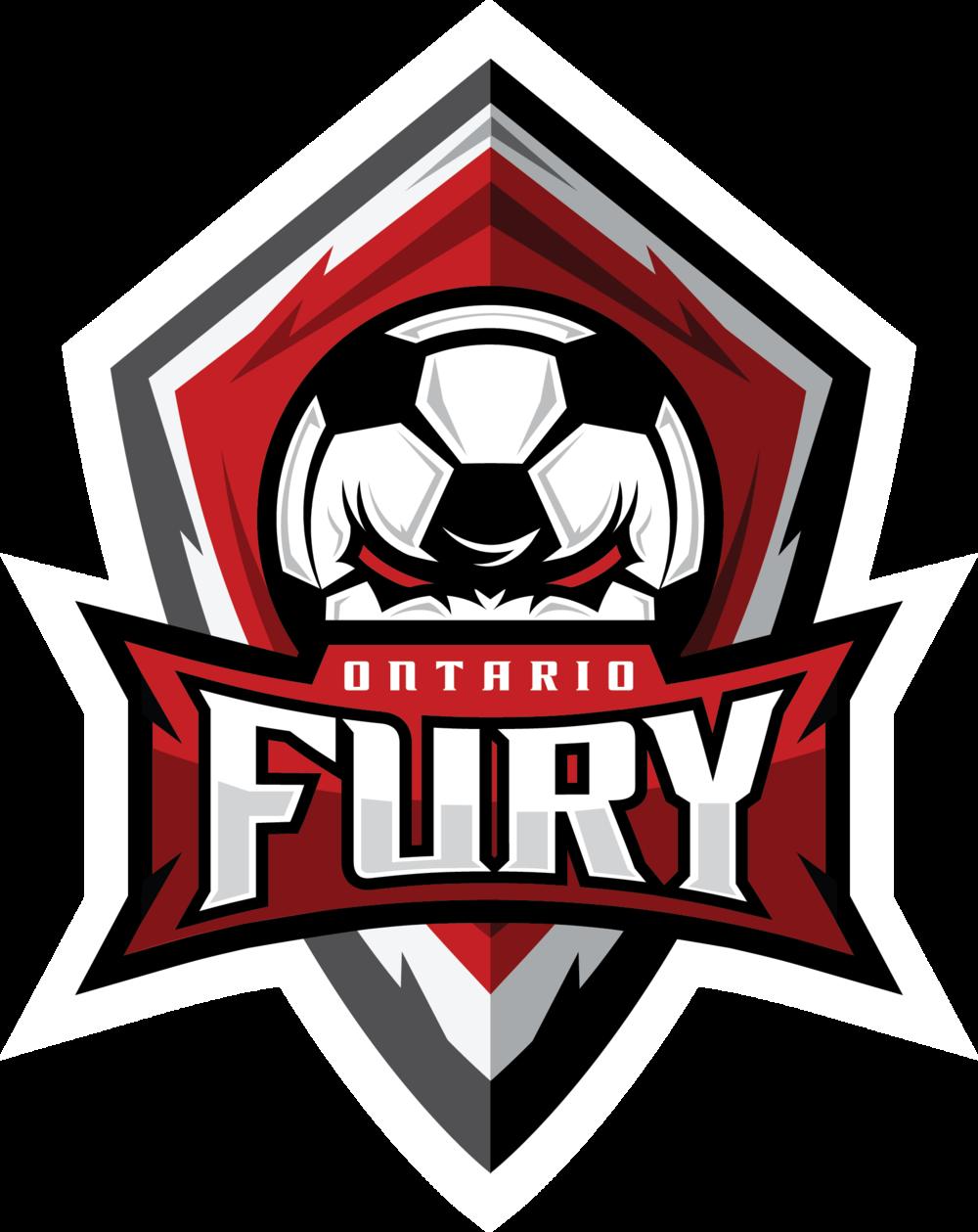 Ontario Fury Logo - White Outline.png