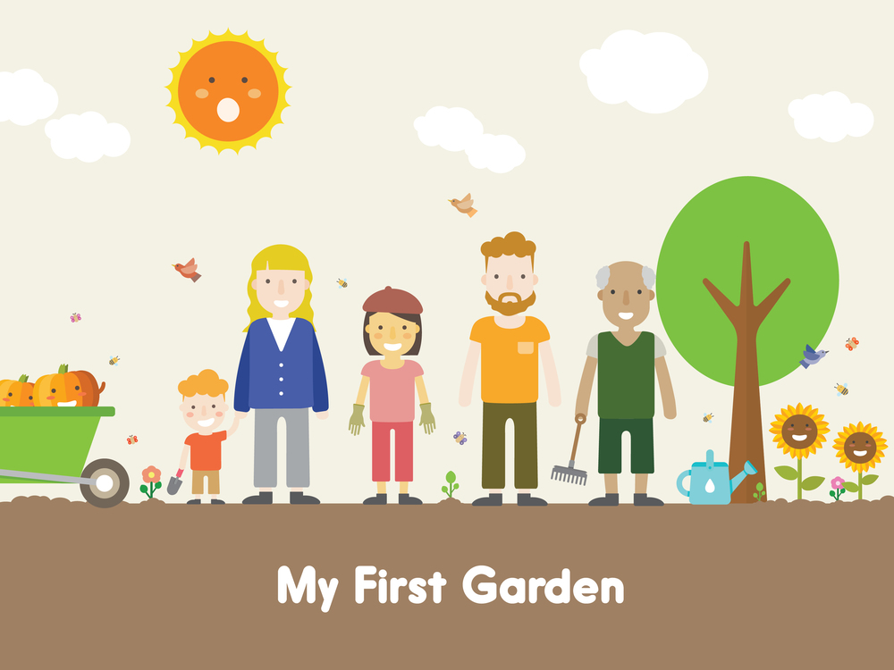 My First Garden Is A Family Gardening Program That Takes Place In Prince Of  Wales Secondary. Through The Program, Parents And Their Children Will ...
