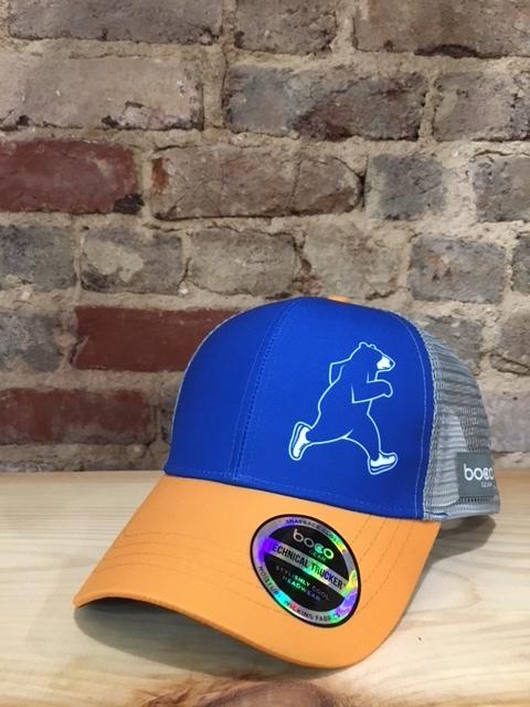 Blue Orange Boco hat — Terra Running Company 34153afe535