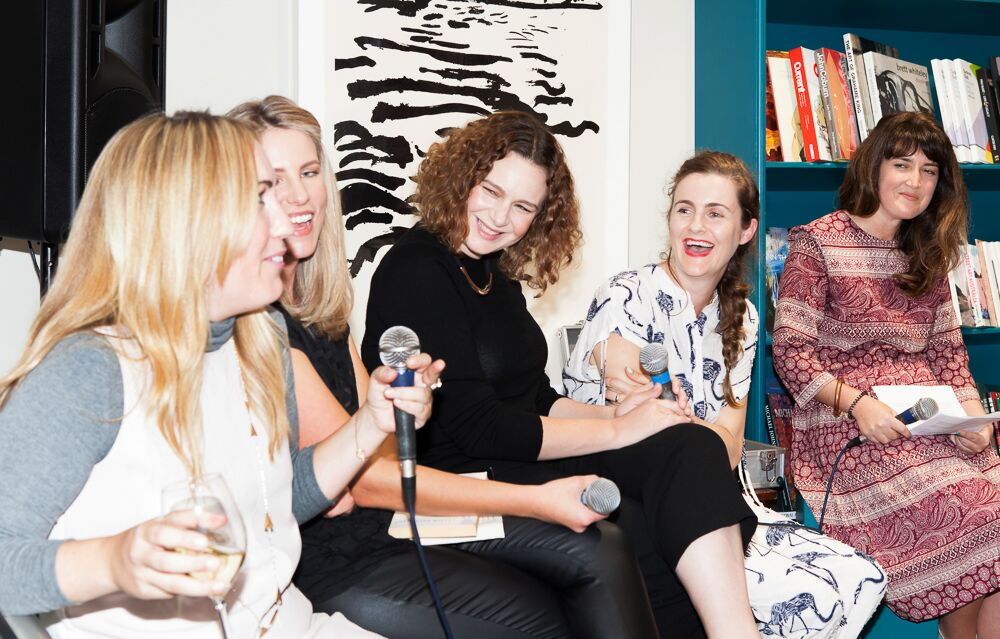 Bad Women event // Better Read Than Dead // Sydney