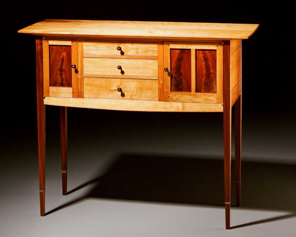 Two Nuts, Sideboard