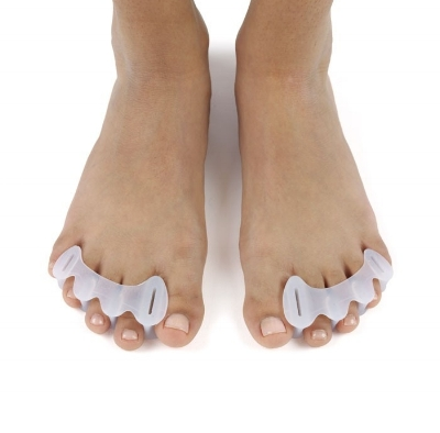 - We are the only provider of Correct Toes in San Antonio. My bunions have shrunk so much! They can help with many foot issues. $65 per pair. It is so helpful to be able to try on the different sizes to help you determine the correct Correct Toes size for you. Check out the videos below and the Correct Toes website for more information.