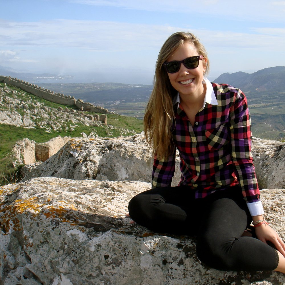 Acrocorinth, Greece /2009