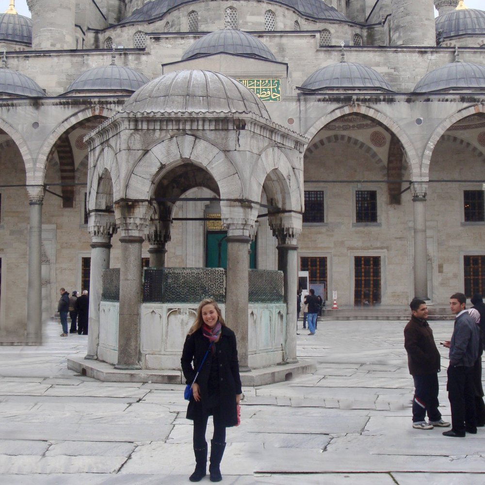 Blue Mosque, Istanbul / 2009