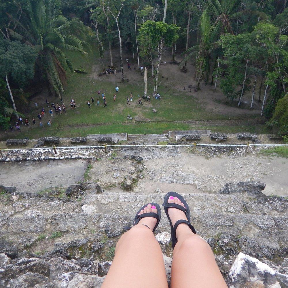 High Temple, Lamanai, Belize / 2016