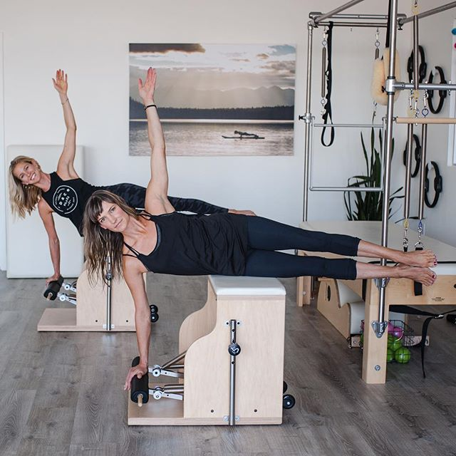 we love Pilates and we hope you do too 💗 this week we are celebrating all the LOVE with 14% off punch cards! use promo code SELFLOVE online now through sunday 💫 #makespaceforpilates