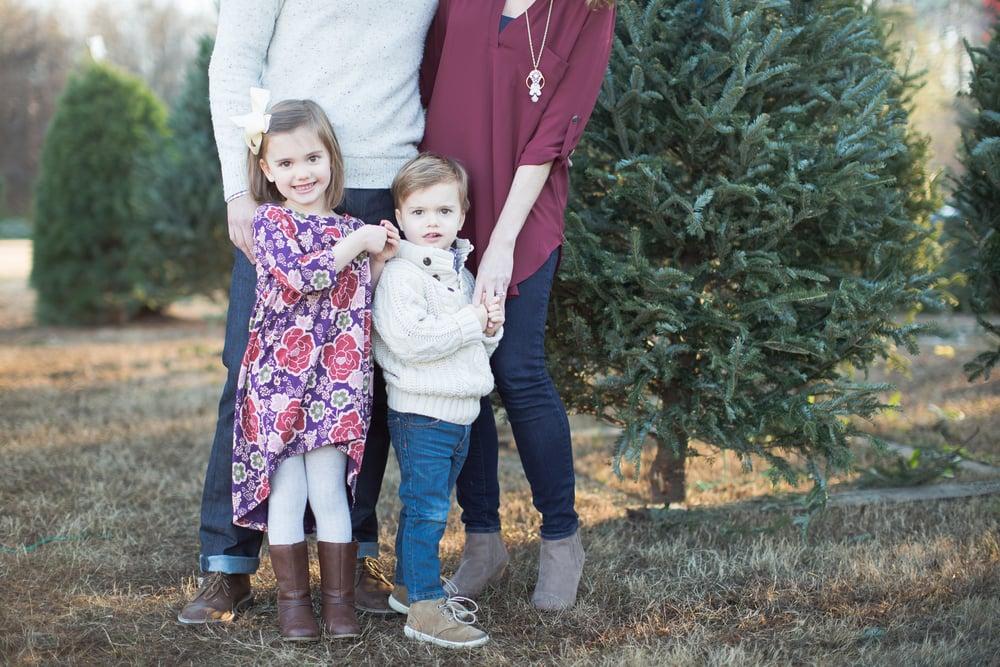 Richmond, VA and Scotland Family Photography