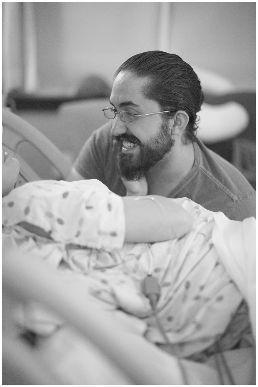 Richmond, VA and Aberdeen, UK Birth Photography