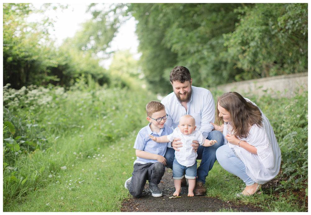 Aberdeen Scotland Family Photographer