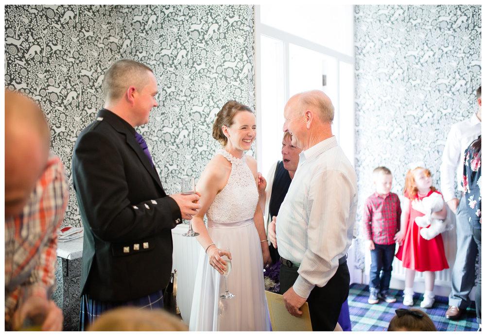Aberdeen Scotland Wedding Photographer
