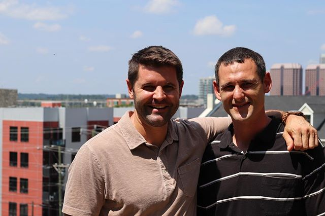 """""""Our friendship is what made starting Tower 3 possible, and it's the relationships we've maintained and formed that have made the experience, and our business, what it is today."""" Click the link in our profile to read more from our new blog post! #generalcontractors #rva #homebuilders #businessowners #bffs"""