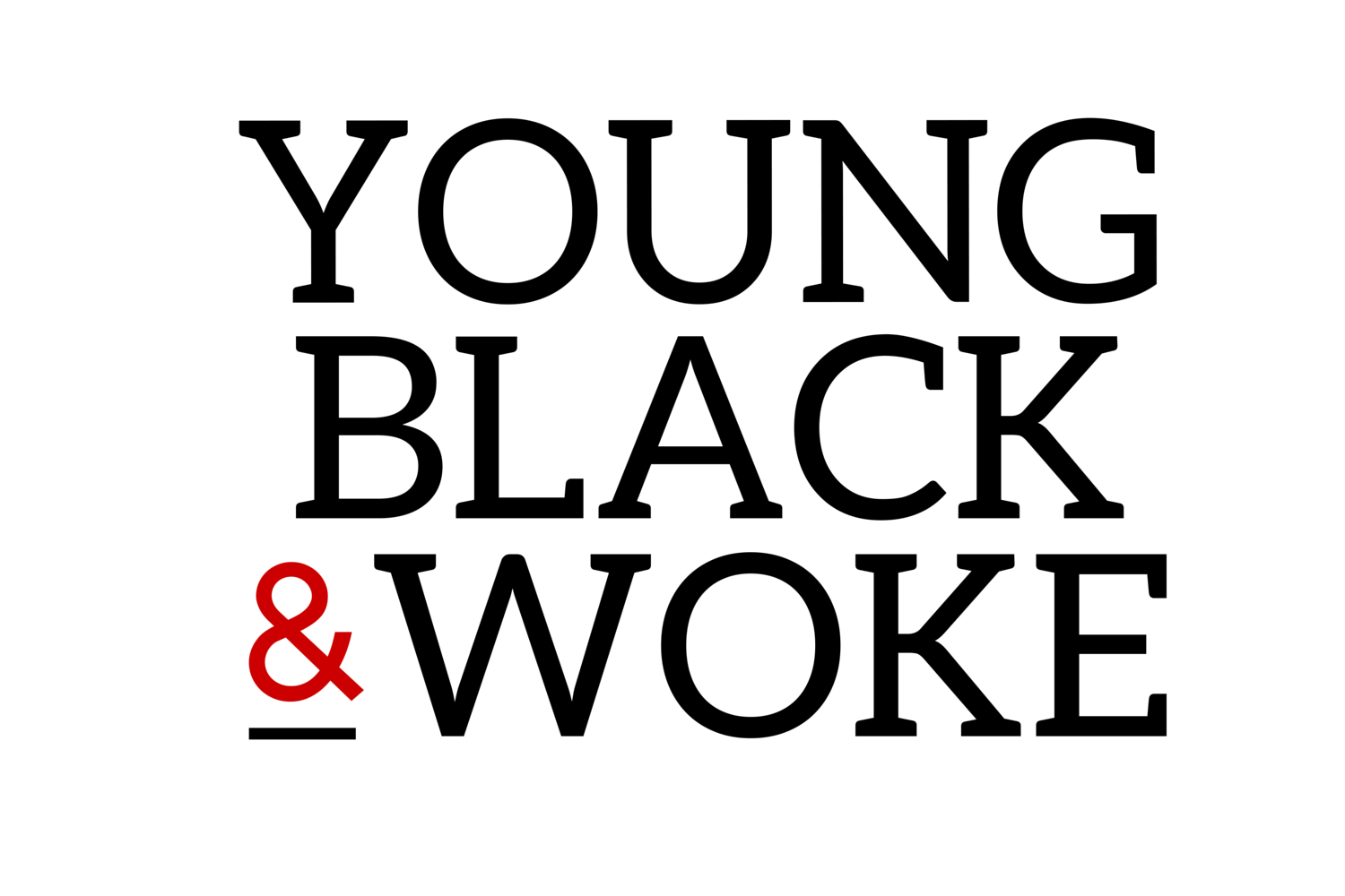 YOUNGBLACK&WOKE