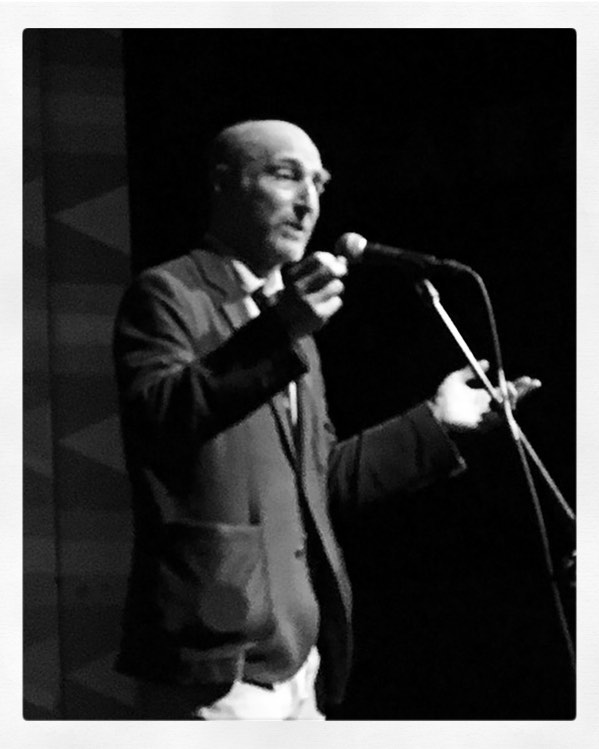 The ever charming #jonathanames  Thursday for the fight against gun violence  at Fun Lovers Unite ⚡️💖👊🏽 . . #ENOUGH  #neveragain #wecallBS #notonemore  #protectkidsnotguns #gunviolenceprevention #powertothepolls #commonsensegunreform #throwthemout #votethemout  #keepshowingup #banassaultweapons #safetyinnumbers  #thisisamovementnotamoment #NoRA #WeCallBS #Safetyinnumbers  #womenagainstgunviolence #FunLoversUnite