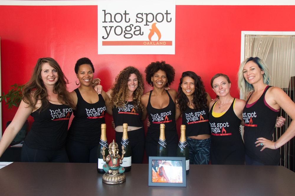 Hot Spot Yoga Retreats Coming Soon