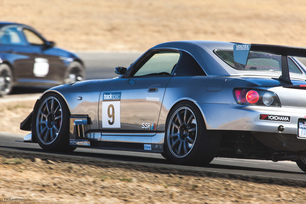 fifth place Professional Pre-order Trackday Photos (Set of 5) by Trevor Ryan