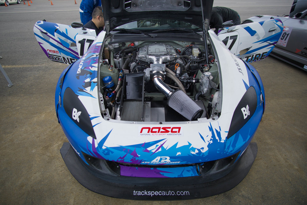 V6 S2000 J-Swap NASA ST4